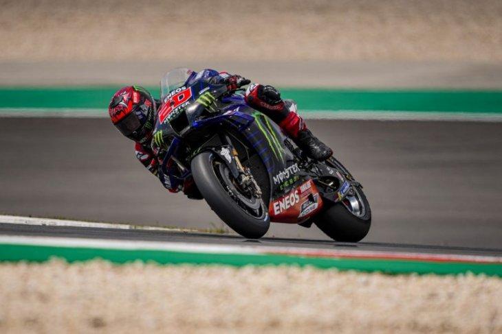 Quartararo raih pole position MotoGP Portugal