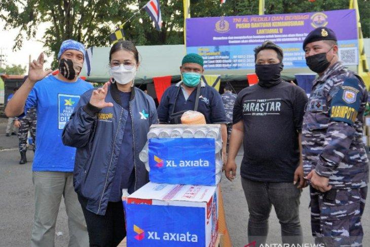XL Axiata gratiskan layanan telpon dan SMS bagi masyarakat NTT dan Jatim terdampak bencana
