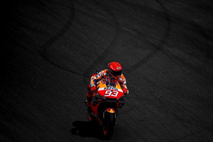 Marquez jalani balapan pertama pascacedera