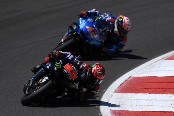 MotoGP, Quartararo juarai GP Portugal