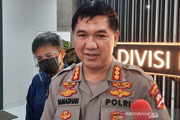 Polri: Munarman ditetapkan sebagai tersangka per 20 April