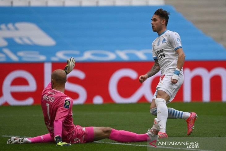 Liga Prancis: Pol Lirola antar Marseille menang dramatis atas Lorient