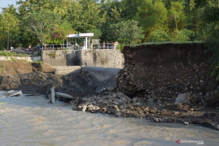 BPBD Kabupaten Madiun data kerugian akibat banjir