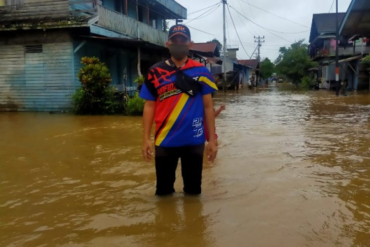 Camat Badau: Banjir dipicu hujan dan pendangkalan sungai