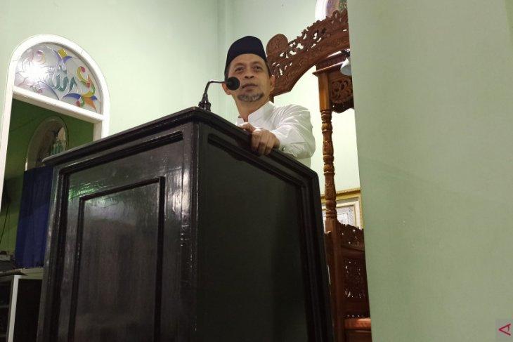 Wagub Akui sudah 21 Ramadhan isi kultum tarawih di masjid Al Araaf