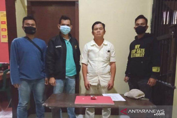 Mantan anggota dewan Rejang Lebong ditangkap bawa narkoba