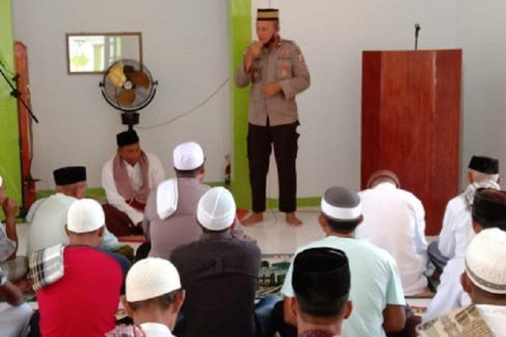 Program mengemas Polres Maluku Tengah rambah napi di Rutan