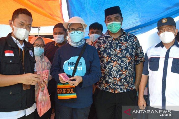 BPOM Gorontalo temukan kudapan diduga mengandung rhodamine B