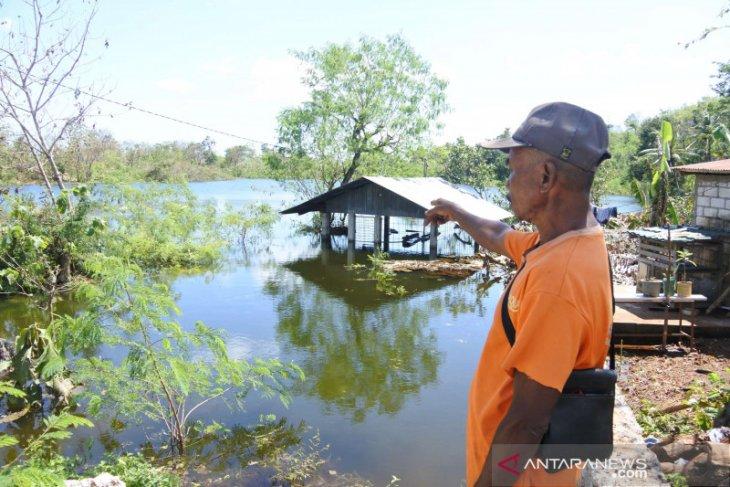Satu Danau baru muncul di Kota Kupang usai badai Seroja