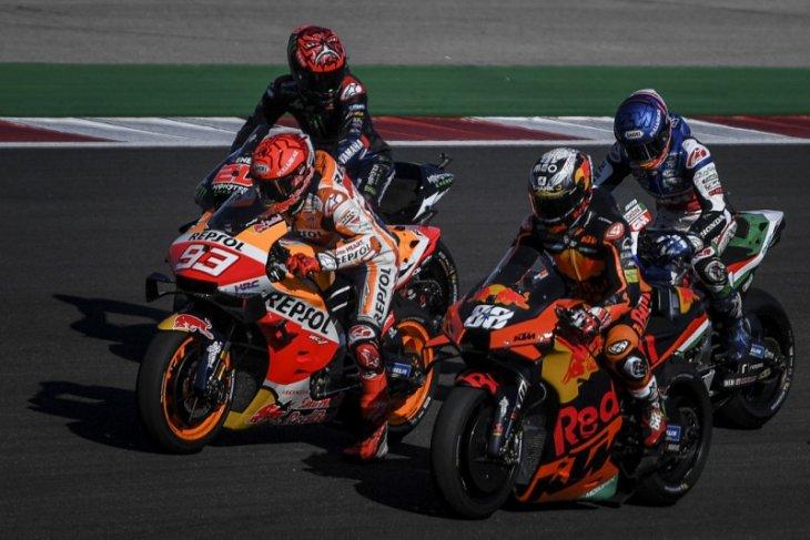 Marquez: MotoGP terasa seperti kembali ke sekolah