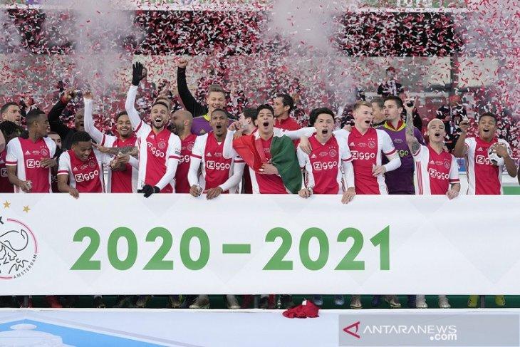 Ajax menjuarai Piala KNVB Beker