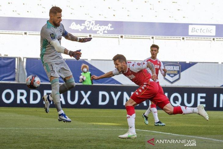 Liga Prancis: Monaco pangkas jarak dari puncak setelah cukur Bordeaux 3-0
