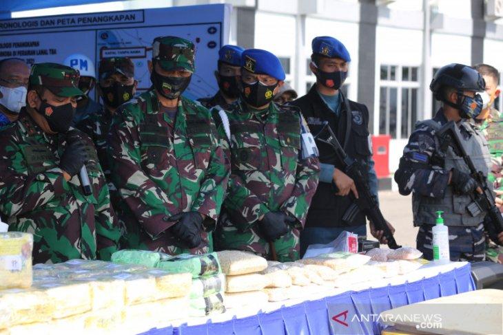 BNN harus transparan terkait penangkapan sabu seberat 89 kilogram