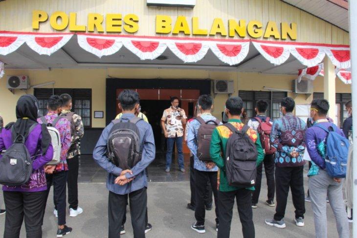 48 Casis Bintara Polri di Balangan lulus seleksi admintrasi awal