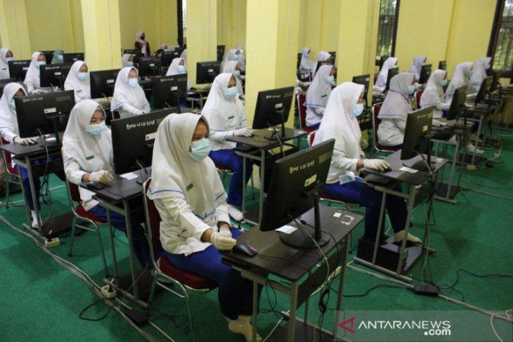 UIN Jambi memfasilitasi ujian kompetensi pendidikan kebidanan
