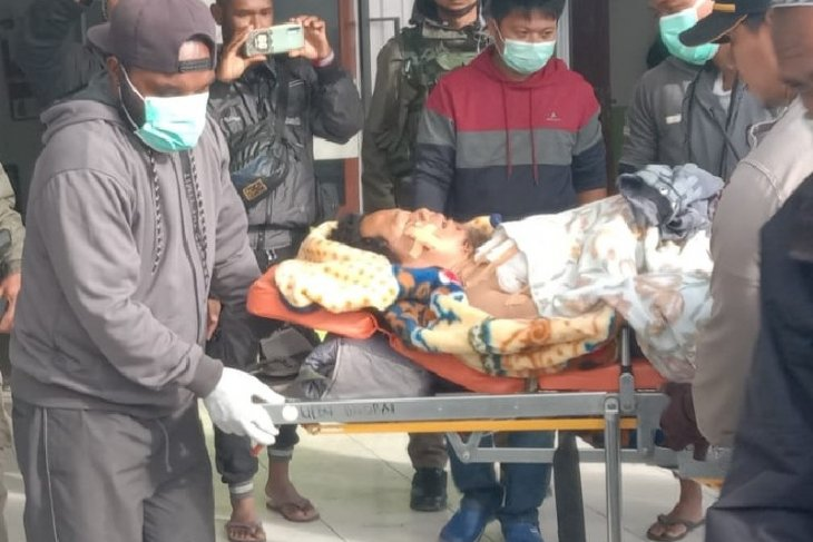 KKB aniaya tukang bakso di Sugapa, Kabupaten Intan Jaya