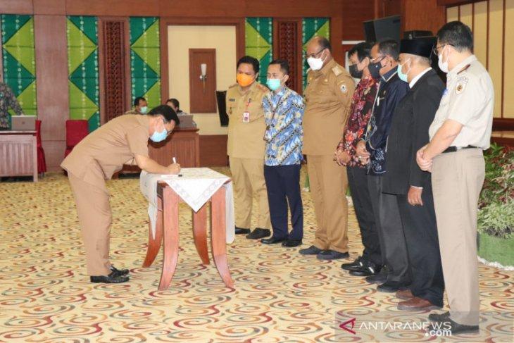 Bupati Tapin HM Arifin Arpan siap dukung KPK melawan korupsi