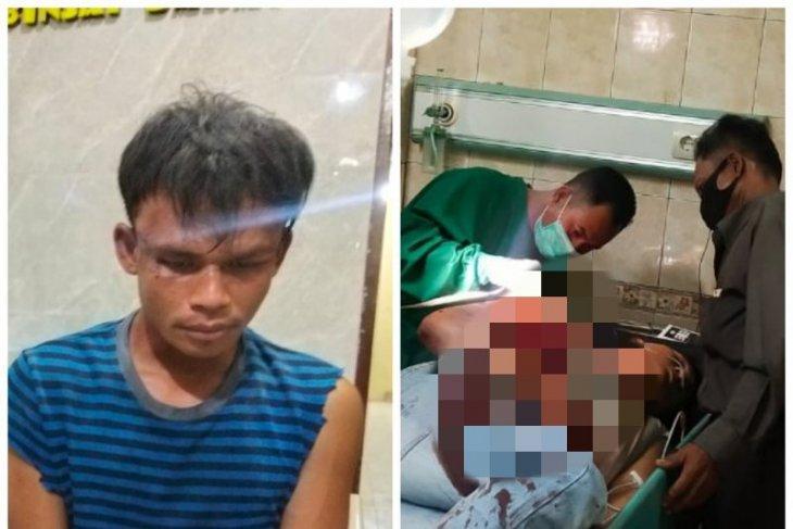 Polsek Binjai Barat tangkap pelaku penganiayaan oknum polisi Langkat