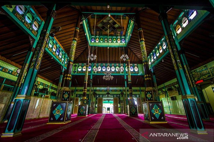 Masjid Tertua di Kalsel