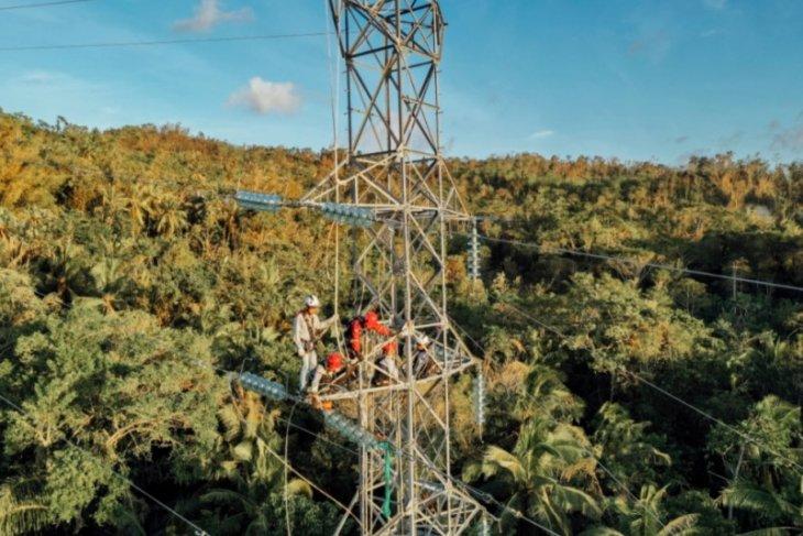 PLN: Di pulau Timor, pasokan listrik sudah pulih