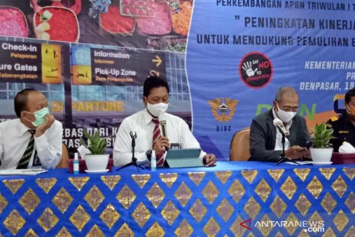 DJPb: Di Bali, Penyaluran KUR triwulan I-2021 capai Rp1,6 triliun