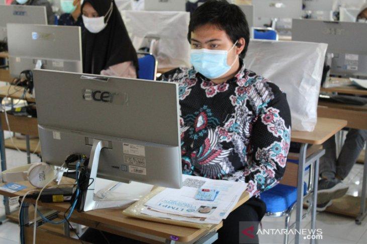 Tidak ikut ujian, 449 peserta UTBK SBMPTN Unej dinyatakan gugur