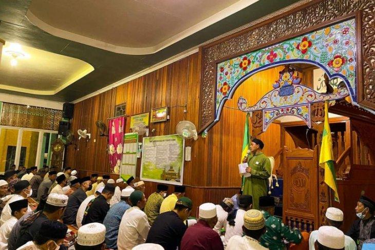 Wahyudi Hidayat kampanye protokol kesehatan selama Safari Ramadhan