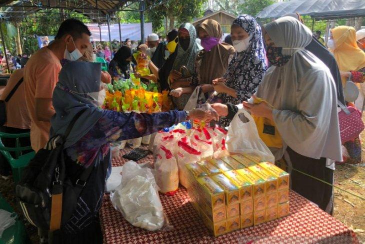 Pemprov Kalsel gelar pasar murah Ramadhan di Balangan