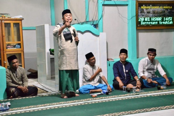 Ramadhan wahana silaturahmi pemerintah dan masyarakat