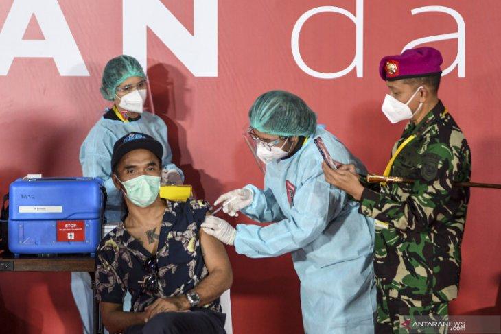 11.269.213  penduduk Indonesia telah jalani vaksinasi COVID-19