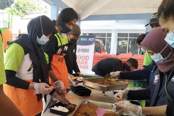 ACT Malang  buka dapur umum untuk korban gempa