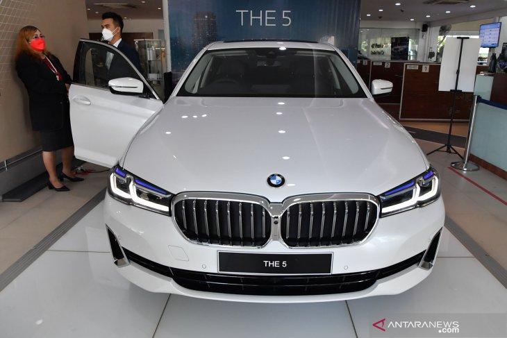 BMW Astra Surabaya Hadirkan BMW seri 5 terbaru