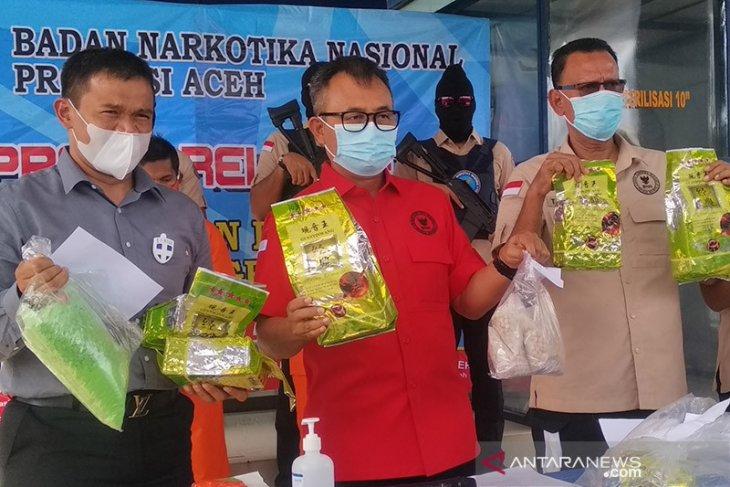 BNNP: Penanganan narkoba tidak bisa sendiri-sendiri