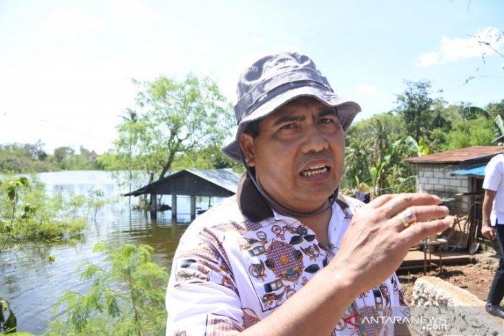 Danau baru terbentuk di Kupang merupakan kategori danau dolina