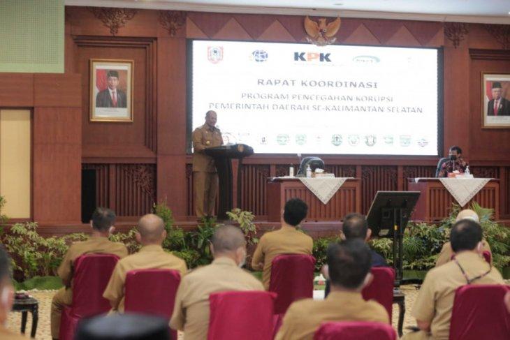 KPK minta pemerintah daerah perkuat pengawasan cegah korupsi