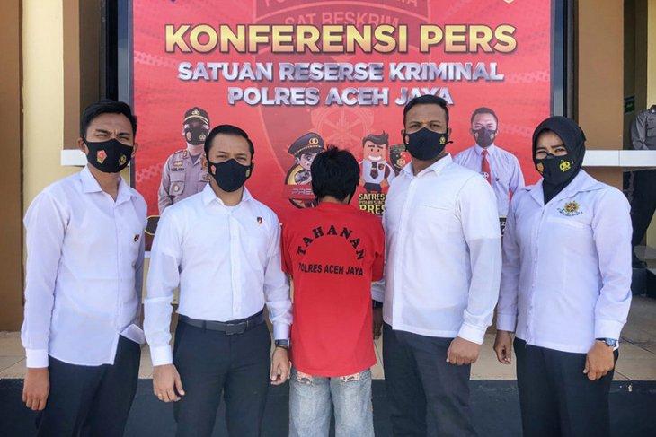 Ayah di Aceh Jaya ini cabuli anak kandungnya masih di bawah umur