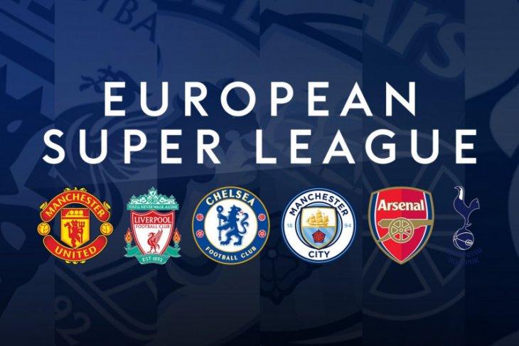 Segala cara dipakai 14 klub Inggris untuk gagalkan Liga Super Eropa