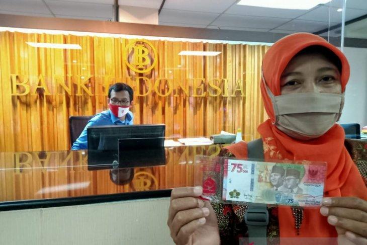 BI Jember: Masyarakat bisa tukar uang pecahan Rp75 ribu untuk Lebaran