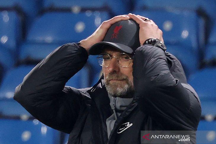Juergen Klopp berharap pemain tidak jadi sasaran kemarahan Liga Super Eropa