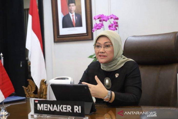 Menaker tegaskan komitmen melindungi pekerja perempuan