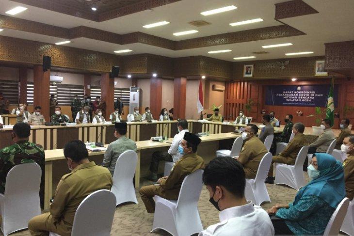Pemerintah Aceh efektifkan PPKM mikro tekan penularan COVID-19
