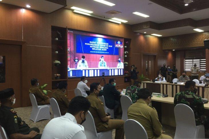 BNPB berharap Aceh terbitkan qanun mitigasi bencana