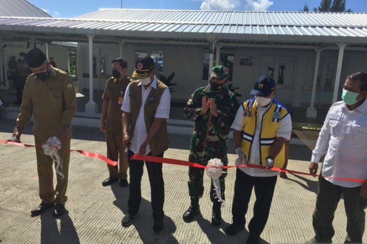 Resmikan rumah sakit COVID-19 di Aceh, ini Pesan Doni Monardo