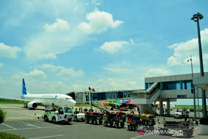 Lombok airport to limit flight operations during 'mudik' ban: official