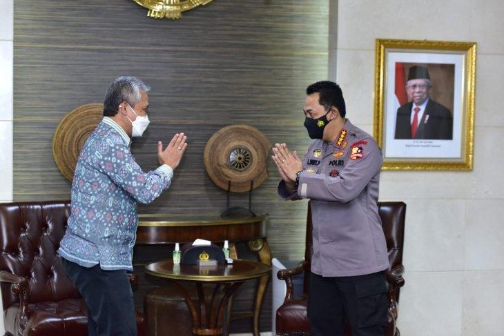 Polri dan Bea Cukai  sepakat tingkatkan PNBP