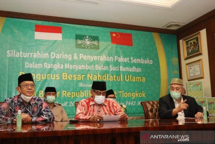 PBNU dan Duta Besar RRT perkuat kerja sama