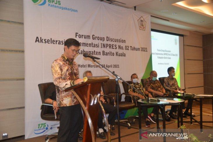 Pemkab Batola dukung implementasi Inpres Nomor : 2/2021