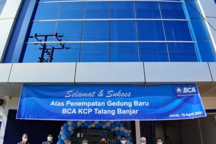 BCA relokasi KCP Talang Banjar guna pelayanan prima nasabah