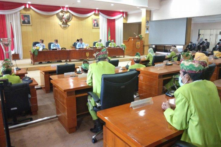 DPRD gelar rapat paripurna peringatan hari jadi Banjarbaru ke-22