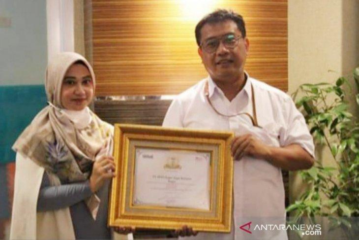BPRS Bogor Tegar Beriman di Bogor raih penghargaan